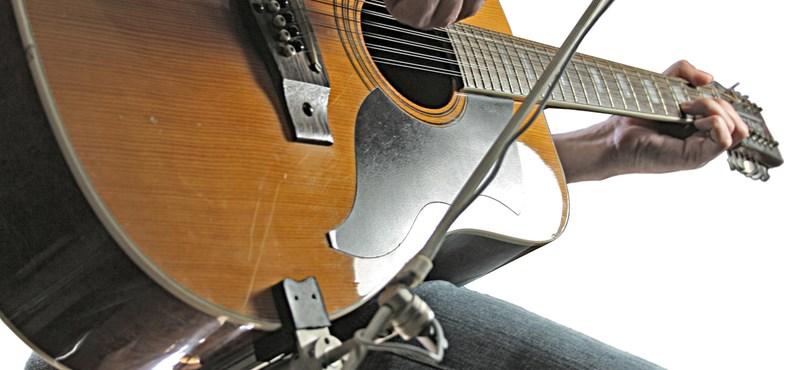 Brazil húrbűvölő is fellép a balatonfüredi gitárfesztiválon