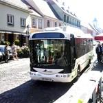 Elektromos buszon utazhat a Várban