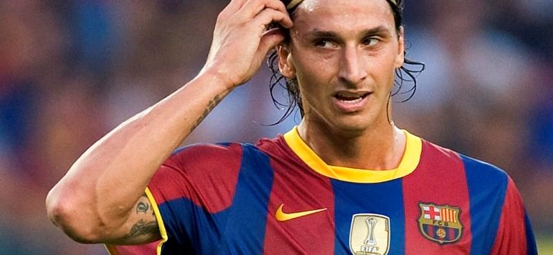 Ibrahimovic a Milannál marad