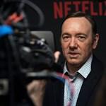 A Netflix is kirakta Spacey-t