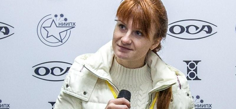 Szexet kínált a gyanús orosz nő, hogy állást kapjon az NRA-ben