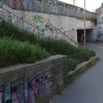 Pillangóhatás: street art a kelenföldi MÁV-állomáson