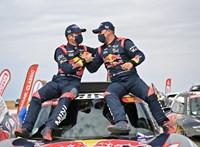 Tizennegyedszer nyerte meg a Dakart Peterhansel