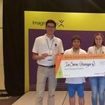 Zsinórban harmadjára szereztek díjat magyar egyetemisták a Microsoft versenyén
