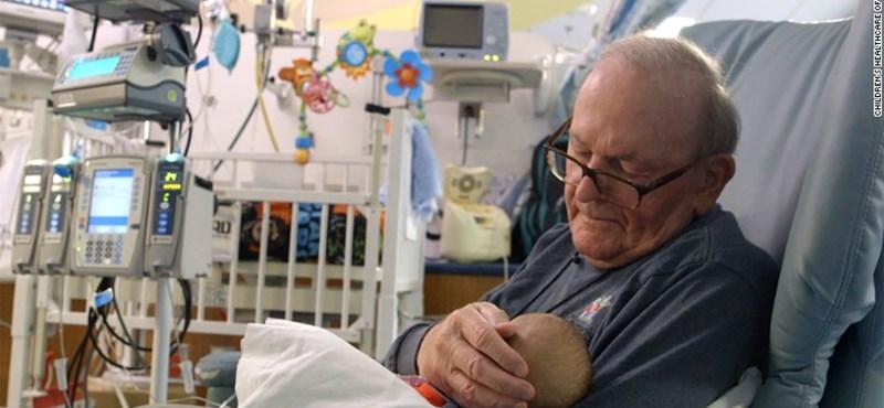 Elhunyt a koraszülött babák kedvenc önkéntese