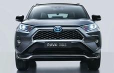 Kiválóan teljesített a plugin hibrid Toyota RAV4 a hatótávtesztben