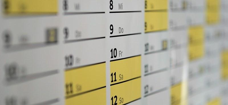 Újabb szombati munkanap jön, de jó hírünk is van: ez lesz idén az utolsó