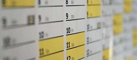 Ezen a héten egy nappal többet kell iskolába menni, cserébe 16 napos lesz a szünet