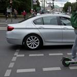 Az elektromos roller egyáltalán nem környezetbarát, főleg, ha gyaloglás helyett használják