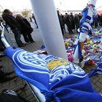 Megrázó videón a Leicester City tulajdonosának helikopterbalesete