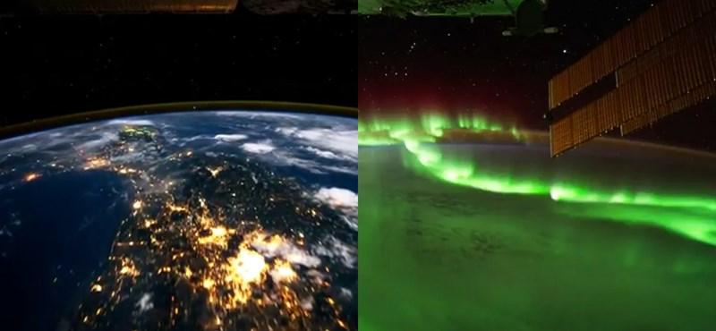 A Föld, ahogy még sosem láttuk - lélegzetelállító YouTube videók a NASA jóvoltából