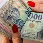 Jó napot, Magyarország: egy euró 320 forint