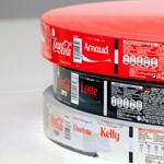 Így készültek a Coca-Cola névre szóló címkéi – fotó, videó