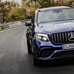 Videó: Itt a Mercedes-AMG GLC 63 rekordköre a Nürburgringen