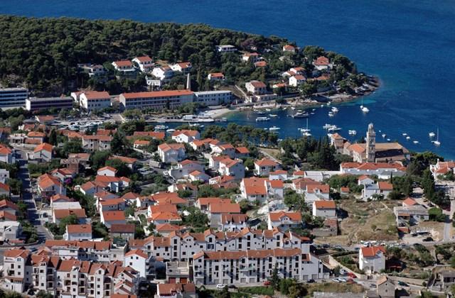 Horvátország tengerpart - Hvar