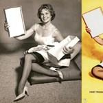 Fotó: az ötvenes években így photoshopolták a nőket