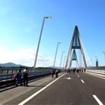 Átadták a Megyeri hidat - mi elmeséljük titkait