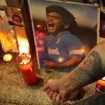 Eltemették Diego Maradonát