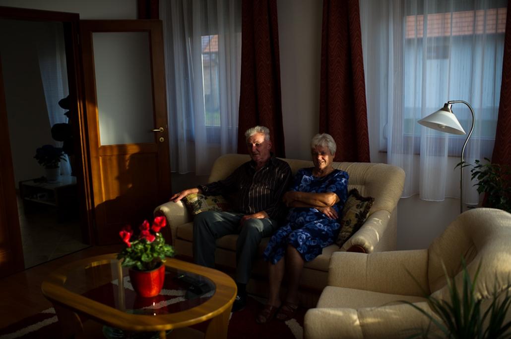Devecser 1 éves évfordulója a vörösiszap katasztrófának