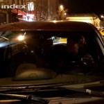 Teljesen elvesztették a kontrollt a taxisok