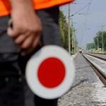 Dühöngő utas miatt késnek a vonatok Budapest és Miskolc között