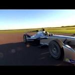Elképesztő hanggal tesztelt egy Formula E Car (videó!)