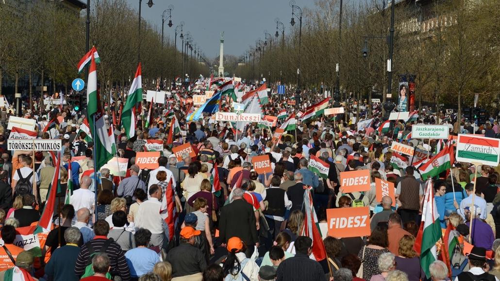 faz. Békemenet 2014 - 2014.03.29. Budapest