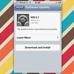 Letölthető az iOS 5.1 és az iTunes 10.6