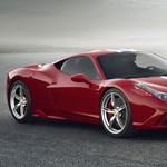 Igazán egyedi lett a Ferrari 458 Speciale