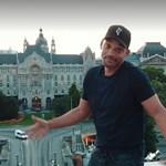 Will Smith engedély nélkül táncolt a Lánchídon