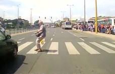 Kedden indul a rendőrségi Zebra terv