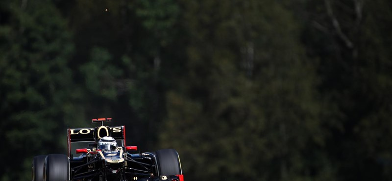 Spából jelentjük: robbant-e Räikkönen, mire jut a Sauber?