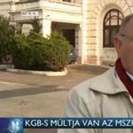 Videó: Megszólalt a KGB-vel hírbe hozott MSZP-s jelölt