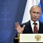Hallo, itt Putyin: az orosz elnök tényleg rácsörgött a meleg sztárra