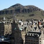 Turistaadó lesz Edinburghban