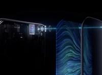 Viszlát, szenzorsziget: Az Oppo bemutatta a világ első, kijelző alá rejtett kameráját
