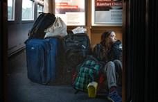 Greta Thunberg a tömött német vonatok miatt panaszkodott, a Deutsche Bahn visszaszólt