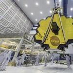 Megint halasztják a hatalmas új űrtávcső fellövését – könnyen kitalálja, miért