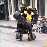 Ha szereti a Transformers filmeket, ezt imádni fogja