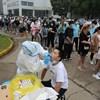 Tízmillió teszt után 300 új fertőzöttet találtak Vuhanban