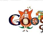 Képek: így néznek ki a magyar diákok legjobb Google-logói