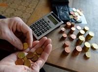 Napi 616 forintot költ ételre egy átlagos magyar