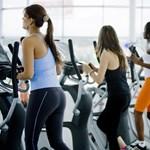 Edzőterem csak nőknek