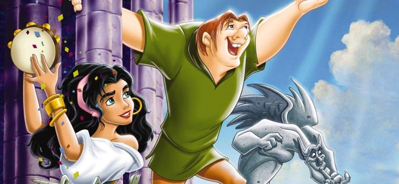A Disney is bedob ötmilliót a Notre-Dame-ra