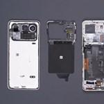 Videó: máris szétszedték a Xiaomi csúcsmobilját, a Mi 11 Ultrát
