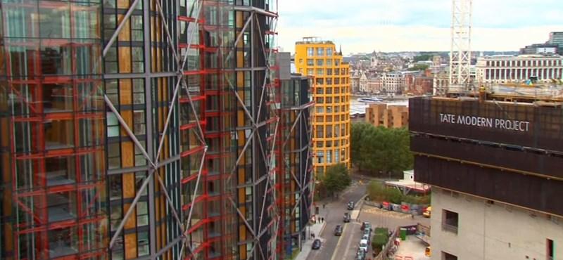 Elvesztették a pert a szomszédok, akikhez belátni a Tate Modern kilátójából