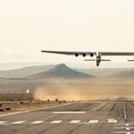 Videó: felszállt a világ legnagyobb repülőgépe, ami akkora, mint két másik