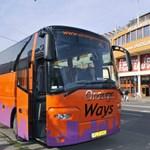 A versenyhivatal keményen odavágott az Orangeways buszjáratok üzemeltetőinek
