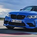 Megmutatta a BMW M2 CS, mit tud az Autobahnon