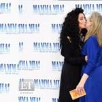 Meryl Streep és Cher egy forró csókkal szentesítették barátságukat